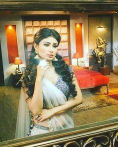 Mouni roy #saree  #hot #beauteful #New  #styal #Actress  #tv