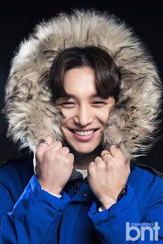 Byun Yo Han - bnt International January 2015