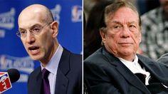 NBA hands down unprecedented lifetime ban to Donald Sterling, owner of the LA Clippers, for racist comments. 4-29-14