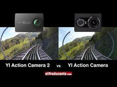 YI 4K Action Camera 2 vs YI 1 (1080p 60fps / Image Stabilizer) - YouTube