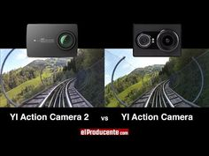 YI 4K Action Camera 2 vs YI 1 (1080p 60fps / Image Stabilizer) - YouTube