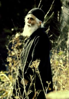 """""""Live simply and without thinking too much, like a child with his father. Faith without too much thinking works wonders. The logical mind hinders the Grace of God and miracles. Practice patience without judging with the logical mind."""" - Elder Paisios of Mount Athos"""