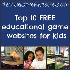 Great websites for kids!
