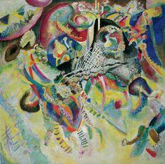 Fugue, par Wassily Kandinsky - 1914
