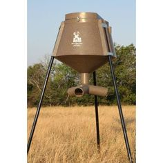 Boss Buck 350 lbs. Protein Feeder at Cabela's