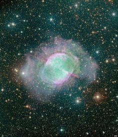 Messier 27: The Dumbbell Nebula
