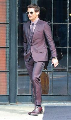 James Marsden Dolce Gabbana Suit 2015 Stil James Marsden Style D Tren Teşvik