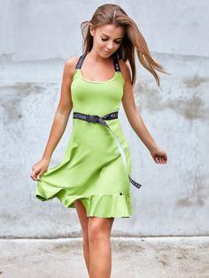 Letné šaty VSB NATALI limetka Summer Dresses, Outfit, Sexy, Fashion, Outfits, Moda, Summer Sundresses, Fashion Styles, Fashion Illustrations