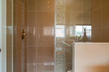 Shower Detail Alcove, Bathtub, Shower, Bathroom, Detail, Standing Bath, Bath Room, Bath Tub, Rain Shower Heads