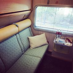 First Look at The Ghan Gold Service Cabin
