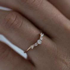 Constellation Ring - Wedding & Engagement - Catbird