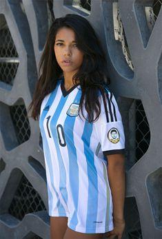 73a9adfccd9d Argentina home jersey left arm sleeve Hot Football Fans