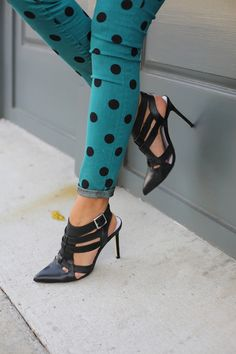 Love these pants - don't know if I could pull it off...
