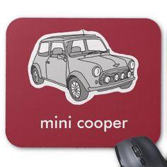 mini cooper mousepads
