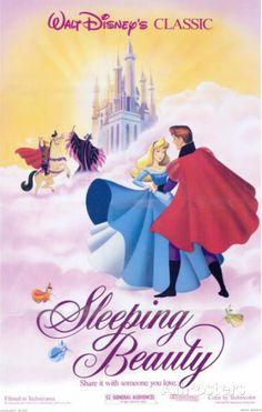 Sleeping Beauty Masterprint at AllPosters.com