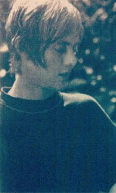 Young Roger Taylor.