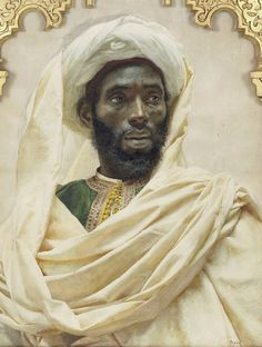 Portraits of Moors by Jose Tapiro y Baro