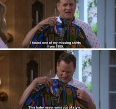 The Cosby Show, How I Met Your Mother, Full House, Modern Family, Out Of Style, Going Out, Entertaining, Mens Tops, Shirts