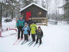 Cross-County Ski Trails
