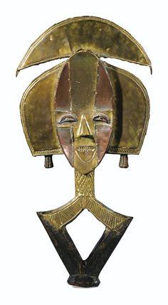 Figure de reliquaire, Kota, Gabon oriental | lot | Sotheby's