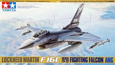 Tamiya 61101 Block Fighting Falcon Ang Aircraft for sale online Plastic Model Kits, Plastic Models, Old Scales, Tamiya Models, Boeing Aircraft, Landing Gear, Model Airplanes, Military Aircraft, Fighter Jets