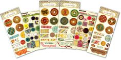 Today's Peachy Cheap deal is a Decorative Button Mega Pack from My Minds Eye.   ONLY $9.99 at www.peachycheap.com!