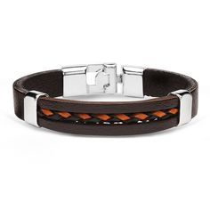 Leather Wristband (92040034)