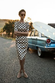 Shabby Apple Road trip dress.