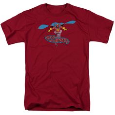 More DC Characters: Red Tornado T-Shirt