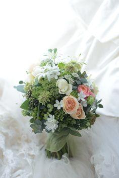 クラッチブーケ 明治記念館さまへ 2月24日夜のレッスンのお誘いの画像:一会 ウエディングの花