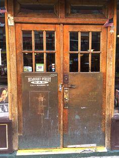Mulberry St Bar