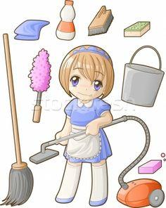 sprzątaczka