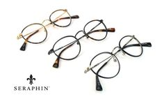 @seraphineyewear introduces Timeless Icon #Seraphineeyewear #eyewear #theMilton