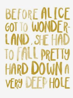 quote Alice in wonderland
