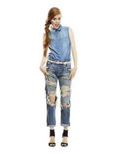 Denim & Supply Ralph Lauren Boyfriend Jeans, $125