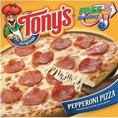 $1 Tony's Pizza Printable Coupon Means $.67 Pizza At Meijer!