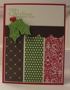 stamping sanity: Christmas Blessings