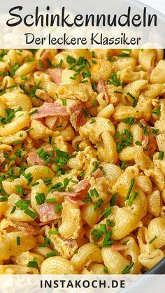 New Recipes, Cooking Recipes, Pesto Tortellini, Diy Food, Healthy Habits, Pasta Salad, Kids Meals, Main Dishes, Food Porn
