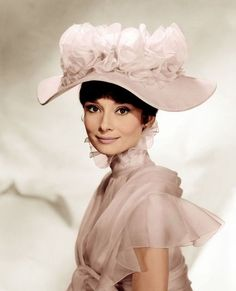 Without a doubt, Audrey. #AudreyHepburn