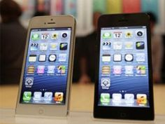 Demand for Apple Inc's new smartphone, the iPhone 5, has exceeded initial supply, making it the fastest-selling iPhone ever and pushing the delivery date for some pre-orders to next month.
