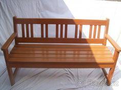 Zahradní novou lavice - 1