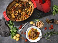 Pot Roast, Paella, Ethnic Recipes, Food, Carne Asada, Roast Beef, Essen, Meals, Yemek