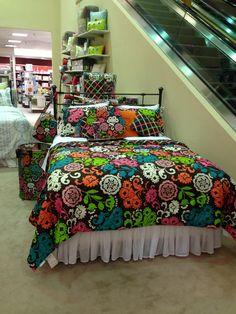 Vera Bradley Bedding Set! ADORABLE! #MySuiteSetupSweepstakes <3 ... : bradley quilt set - Adamdwight.com