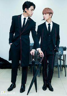 Mingyu e Joshua conseguindo fazer você se apaixonar ❤