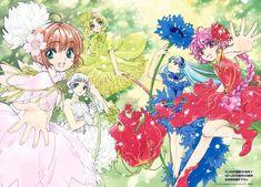 Manga Anime, Manga Art, Haruhi Suzumiya, Magic Knight Rayearth, Xxxholic, Card Captor, Clear Card, Kawaii, Cardcaptor Sakura