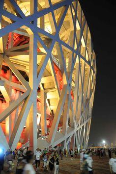 Beijing Olympic Stadium HERZOG & DE MEURON, ARUPSPORT