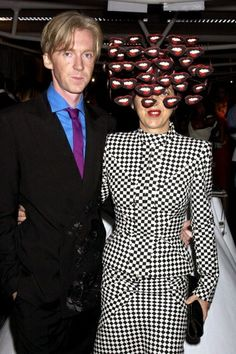 Phillip Treacy&Isabella Blow