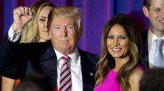 Melania Trump dismisses 2005 tape as 'boys talk;' can she help Donald win female voters?