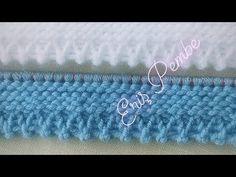 Zikzaklı  Örgü Başlama Tekniği - YouTube Knitting Stiches, Knitting Videos, Knitting Socks, Hand Knitting, Easy Crochet Patterns, Baby Knitting Patterns, Knitted Baby Clothes, Crochet Instructions, Yarn Shop
