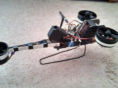 Project: Hoverbike - a full scale, flying prototype by Michael C. Poole — Kickstarter. Are there flying motorcycles in our future? Who knows? Maybe we can get one step closer by building a full scale model to test